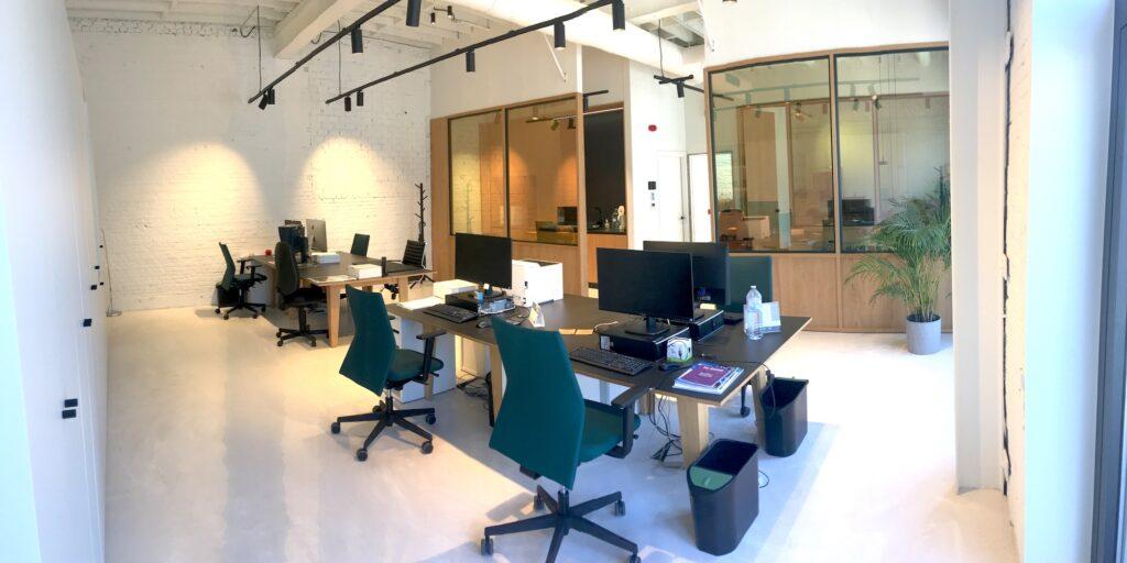 kantoor tweede verdieping