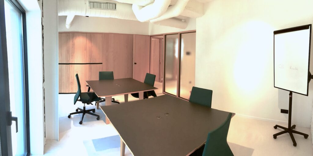 kantoor tweede verdieping B