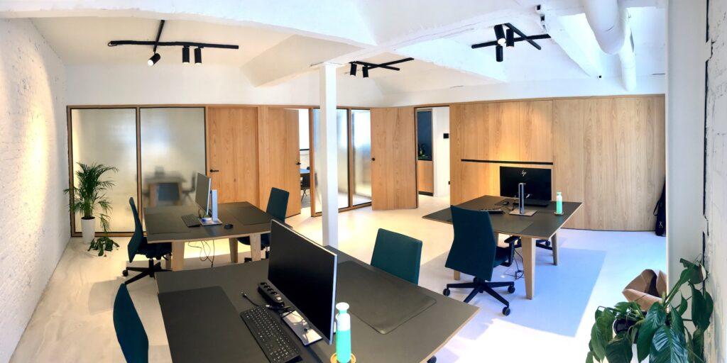 kantoor tweede verdieping A