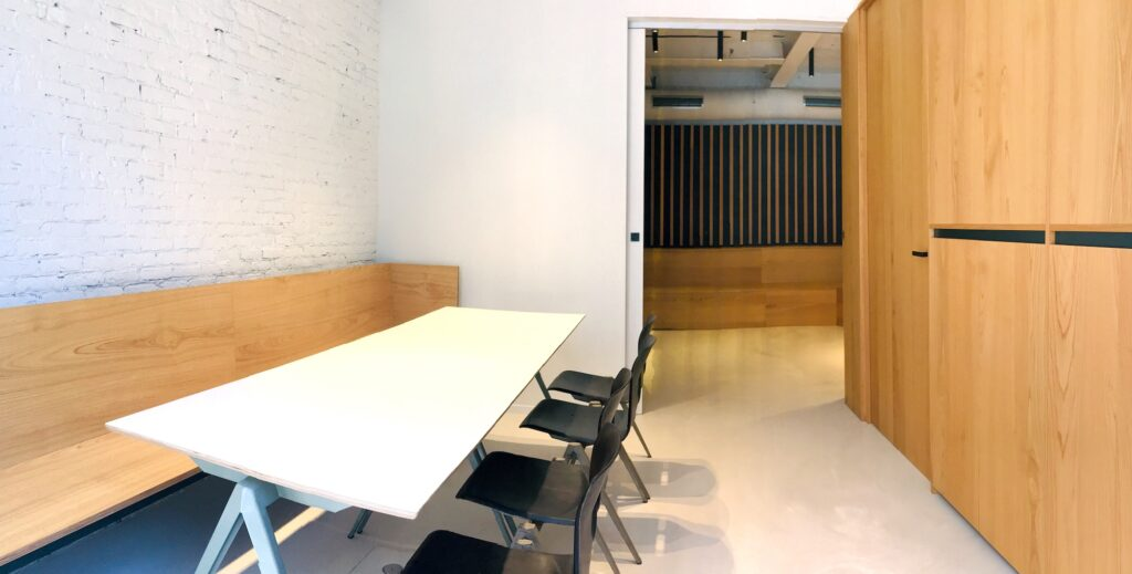 vergaderzaal 2 - meetings